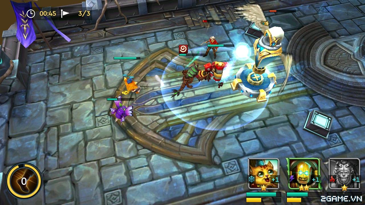 Chơi thử game Việt Anh Hùng Đại Chiến mobile trước thềm ra mắt