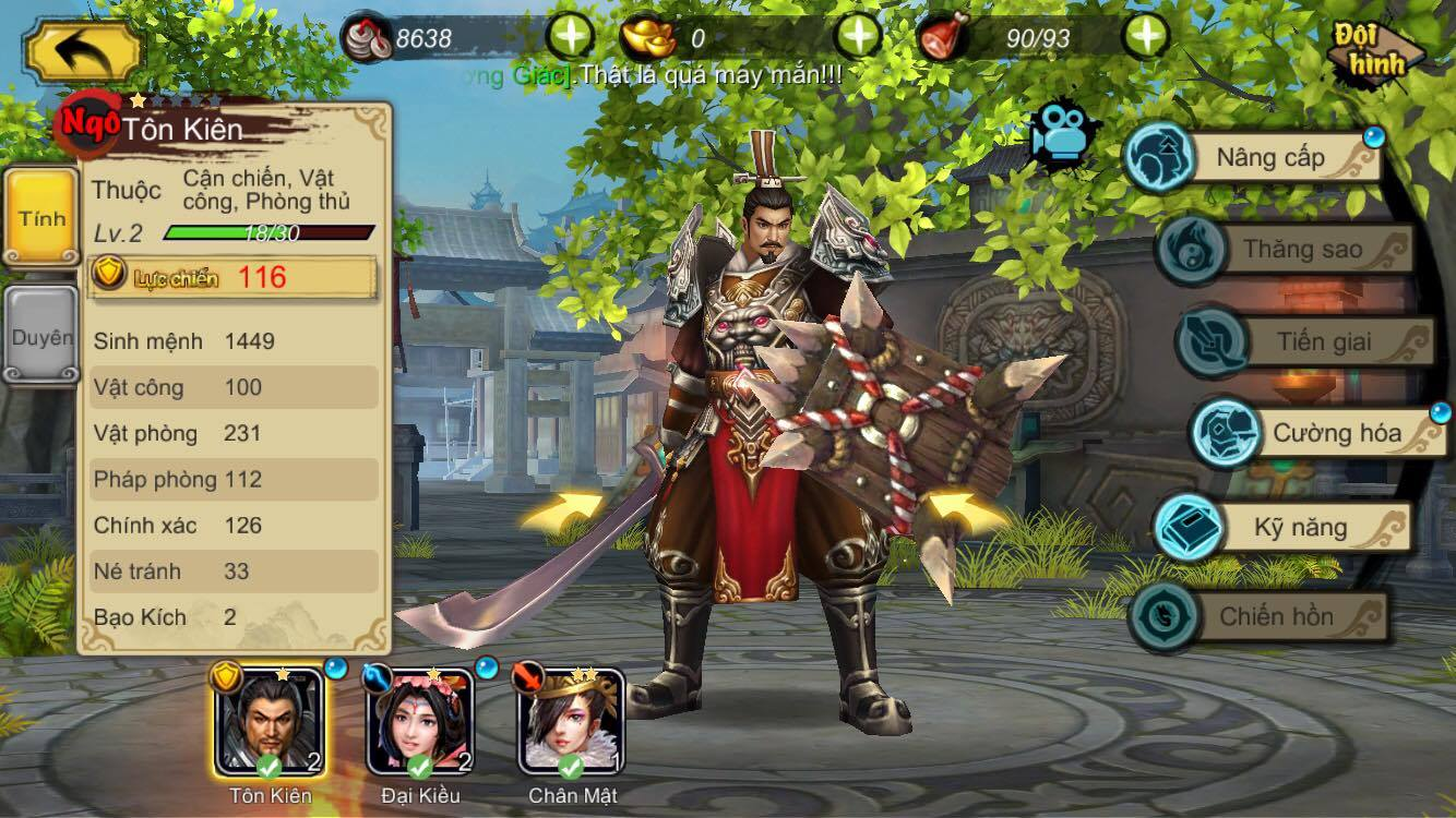 Cảm nhận Long Tướng 3D – Đồ họa đỉnh, gameplay có sự sáng tạo!
