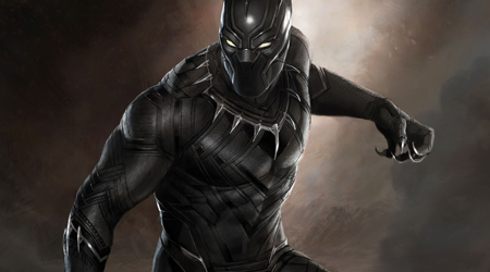 Những điều chưa biết về Black Panther trong Captain America : Civil War
