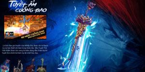 Phong Vân 3D: Tứ đại thần binh tuyệt thế – niềm ao ước của tất cả game thủ