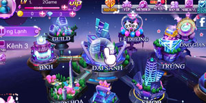Super Dancer VN – Game mobile chơi giống Auditon
