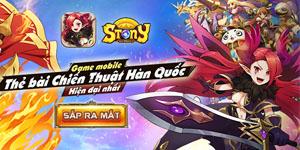 Tặng 315 giftcode game Stony Mobi