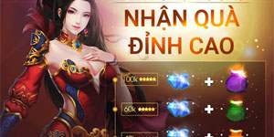 Lục Long Tranh Bá 3D tặng giftcode cho game thủ 2Game