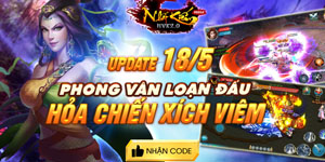 Tặng 315 giftcode game Nhất Kiếm Phi Thiên