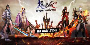 Phong Vân 3D VNG đã chính thức cho người chơi tải game