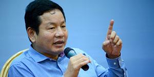 Chủ tịch FPT Trương Gia Bình: 'Trẻ con chơi game là điều tốt'