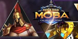 Tặng 505 giftcode game Huyền Thoại MOBA nhân dịp open beta