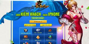 Tặng 300 giftcode game Kiếm Khách Truyện