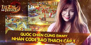"""Nam nhân Lục Long Tranh Bá 3D phấn khích vì mỹ nữ """"ngập mặt"""" trong game"""