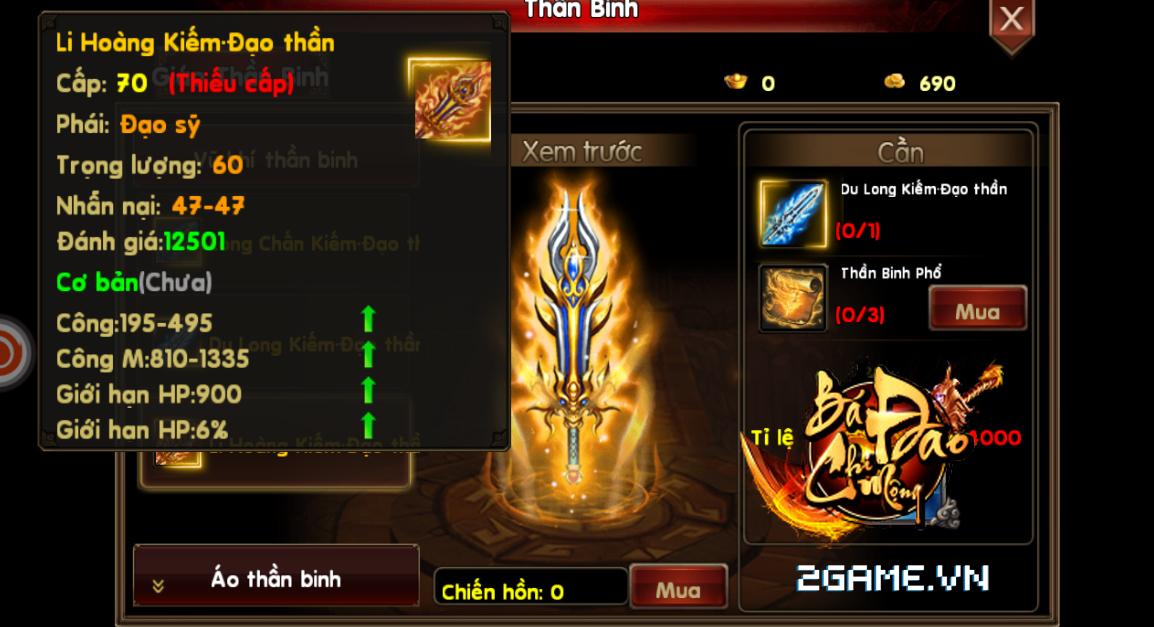 Bá Đao Chi Mộng