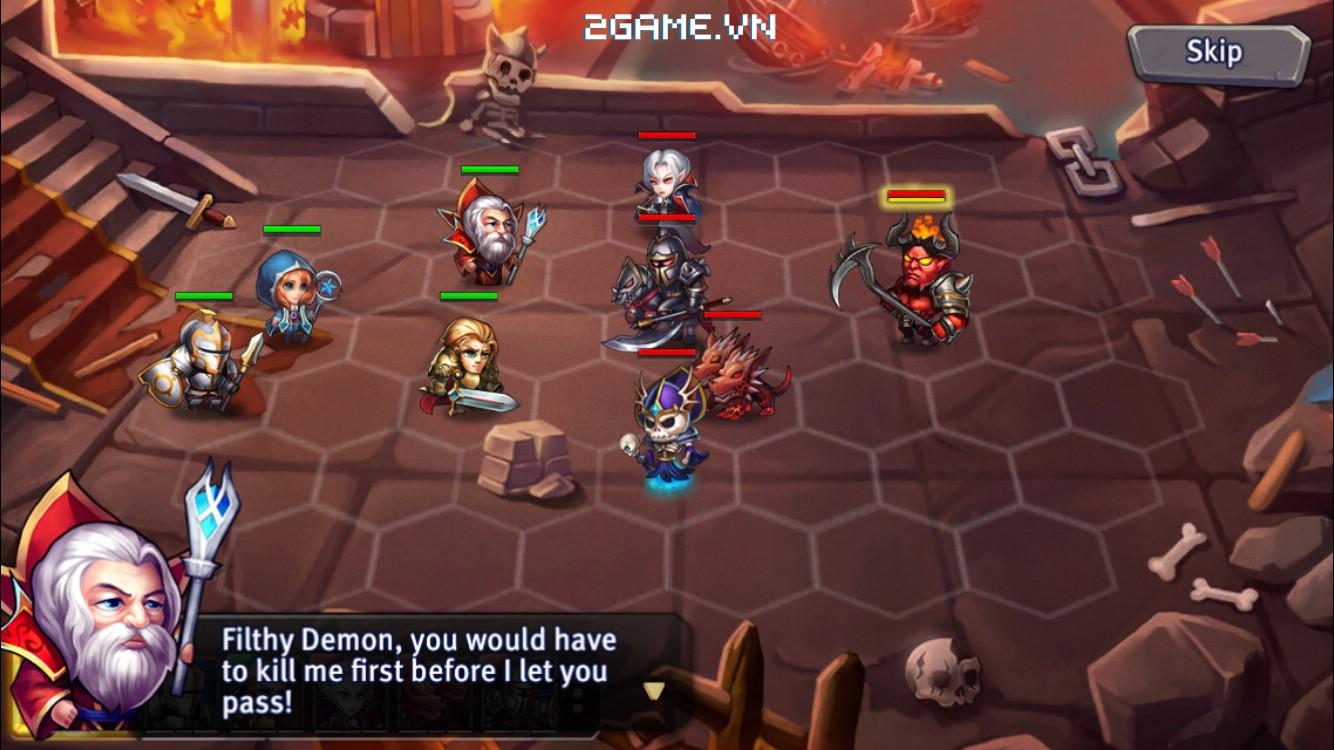 Heroes Truyền Kỳ | XEMGAME.COM