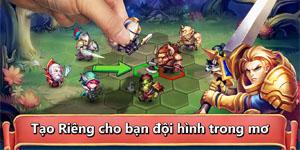 Heroes Truyền Kỳ – Đối thủ siêu nặng ký của DotA Truyền Kỳ sắp về Việt Nam