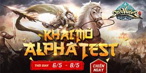 Tặng 320 giftcode game Soái Vương