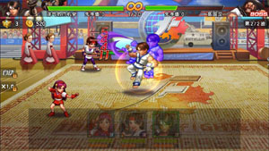Game mobile Quyền Vương 98 gây sức hút nhờ hệ thống QTE độc đáo