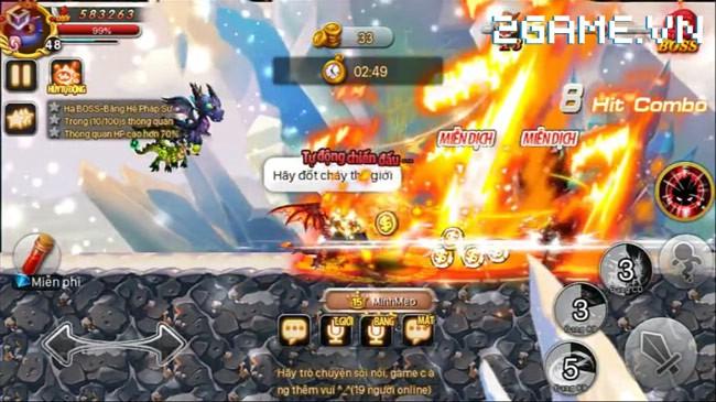Biệt Đội Chibi | XEMGAME.COM