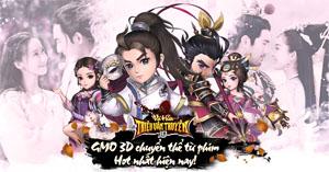 Game mới Võ Thần Triệu Vân Truyện 3D cập bến Việt Nam