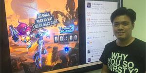 Cựu tuyển thủ Boba Marines chia sẻ ý định muốn làm game online!