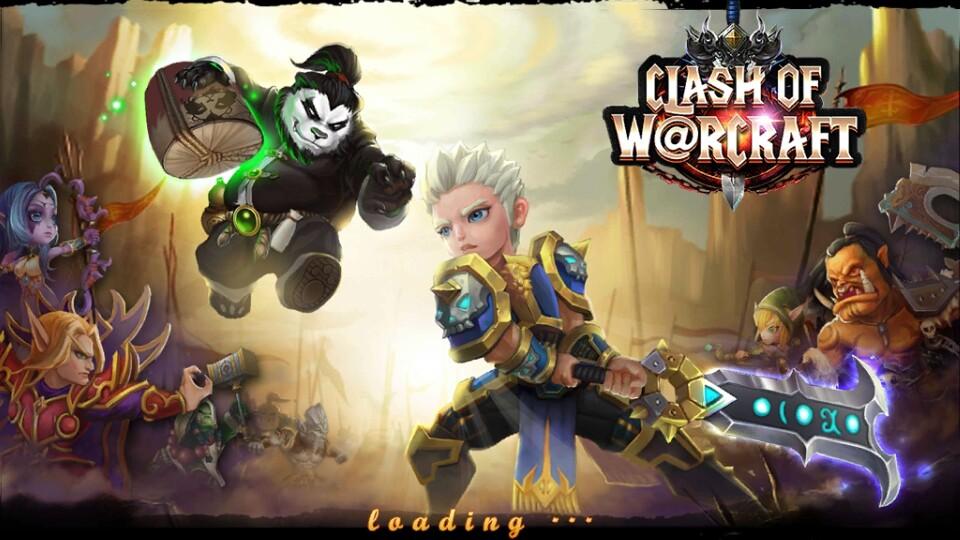 Clash of Warcraft | XEMGAME.COM