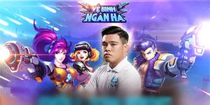 Game Vệ Binh Ngân Hà mobile ra mắt teaser, ấn định ngày khai chiến