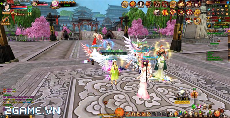 Cái nhìn nhanh về webgame Vân Trung Ca 3D trước thềm ra mắt tại Việt Nam