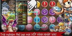 Puzzle Guardians – Asiasoft bất ngờ ra mắt game xếp hình nhập vai đầu tiên đến Việt Nam
