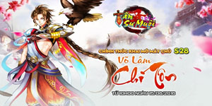 Tặng 120 giftcode game Tân Sư Muội