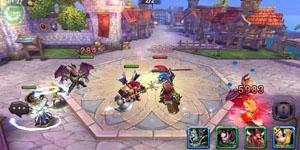 Clash of Warcraft – Game mobile đậm chất huyền thoại cổ tích phương Tây