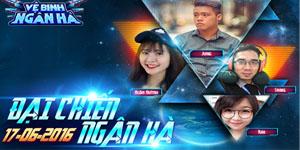 """Vệ Binh Ngân Hà Mobile tổ chức live stream: BM Junie trổ tài cùng """"Best Nidalee"""" Snake"""