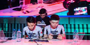Chiến Dịch Huyền Thoại: Khép lại Falcon Dual Masters, Lonely Sevenman – Đài Loan đăng quang ngôi vô địch