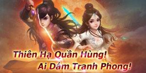 Thục Sơn Vô Song ra mắt phiên bản thử nghiệm trên diện rộng tại Việt Nam