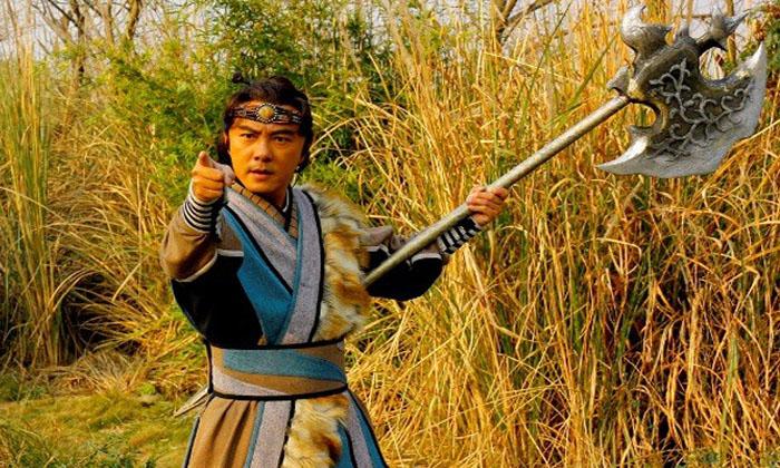 Game online tái hiện khí phách diễn viên Trương Vệ Kiện cập bến Việt Nam