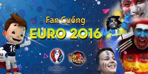 """Game thủ Tân Sư Muội 'lộ ảnh nóng' đốt cháy """"Fan Cuồng Euro 2016"""""""