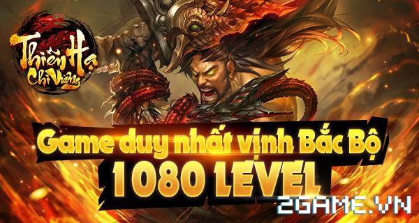 Thiên Hạ Chi Vương – Game duy nhất có 1080 level ra mắt tại Việt Nam ngày mai
