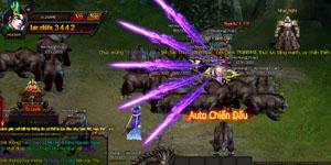 Thế giới trong webgame Vương Giả khiến ký ức thuở Chinh Đồ trong tôi lại ùa về!