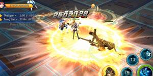 Trải nghiệm Vệ Binh Ngân Hà Mobile – Cùng trở thành dũng sĩ trong game