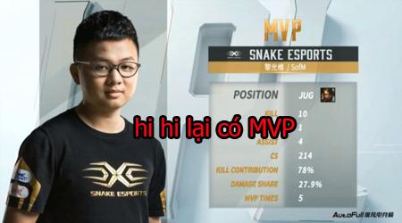 LMHT: SofM đại thắng OMG, lại nhận được MVP
