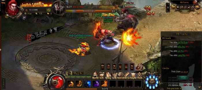 Thiên Hạ Chi Vương thật sự gây shock khi cho chơi nhân vật ở cấp độ 1080, bạn đã thử chưa ?