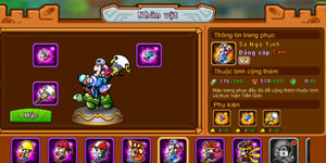 GunGun Online – Bốn thầy trò Đường Tăng sẽ tham gia giải đấu eSport trong game?