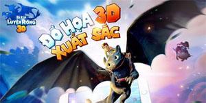 VNG sắp ra mắt game mới Bí Kíp Luyện Rồng 3D