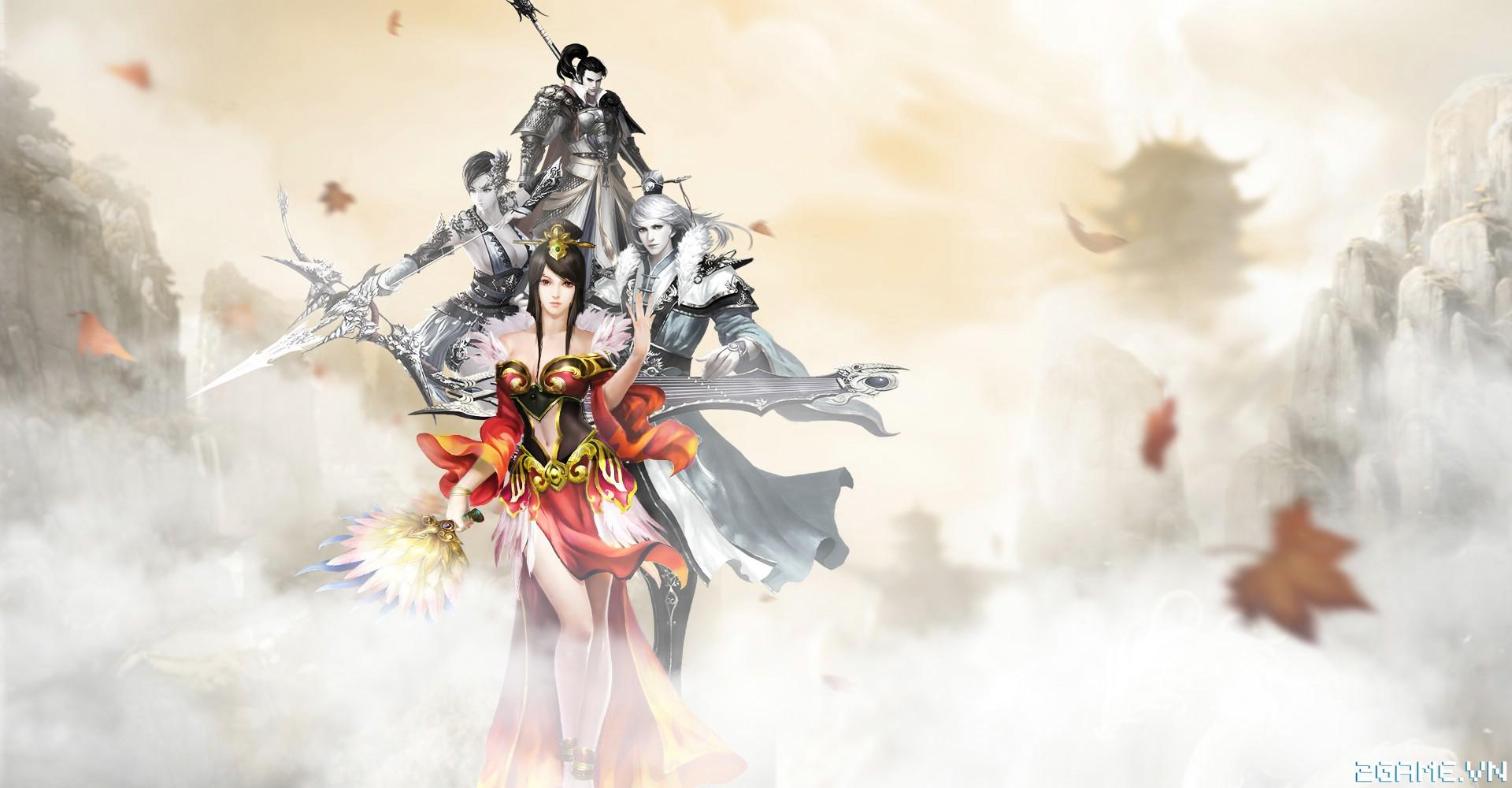Võ Lâm Vương Giả – Tìm hiểu Y Tiên