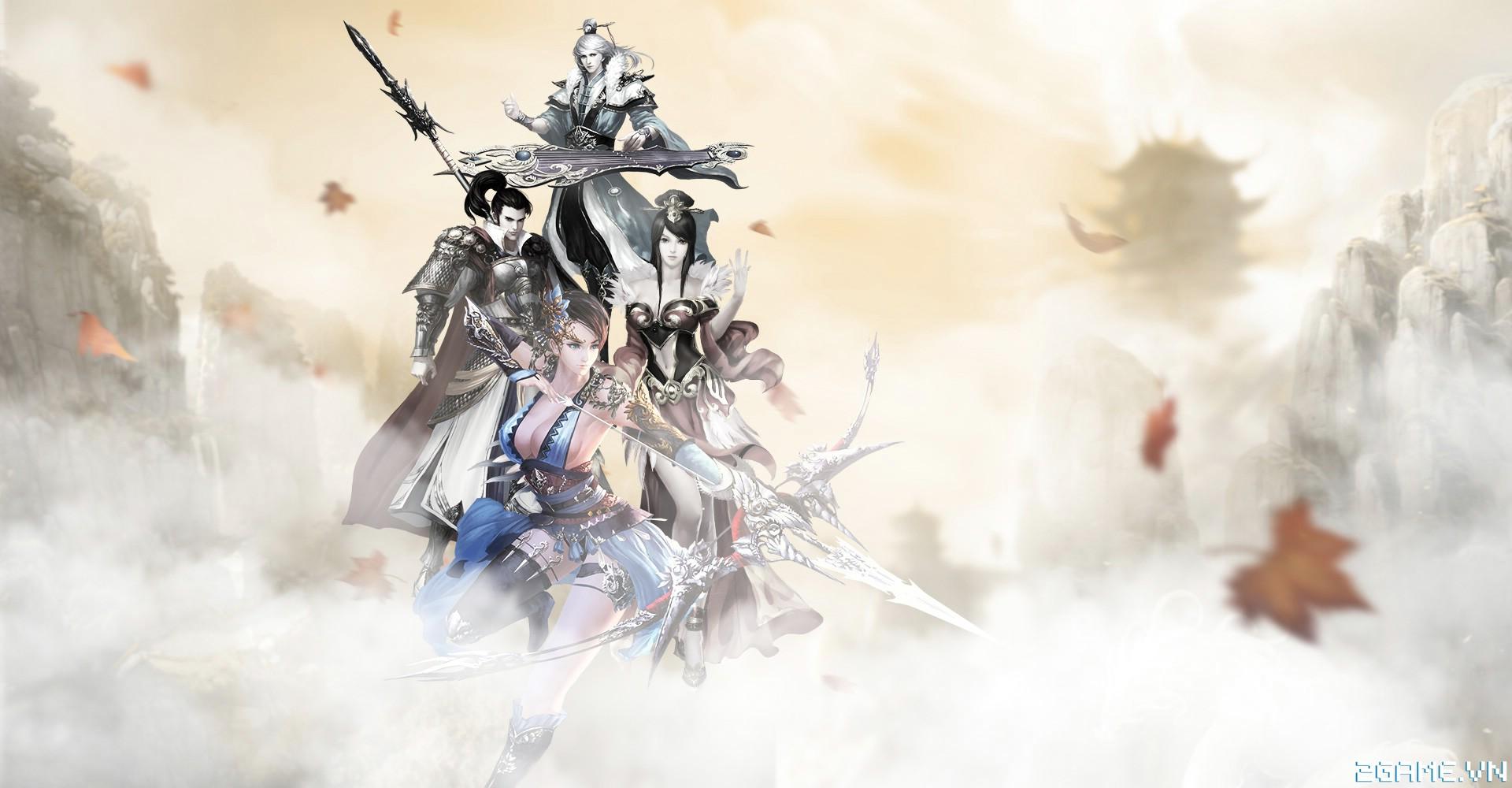 Võ Lâm Vương Giả – Tìm hiểu Thần Tiễn