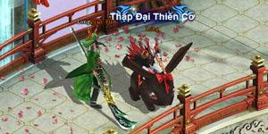 Tìm hiểu về 4 lớp nhân vật chính của game Võ Lâm Vương Giả