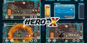 HERO-X – Game mobile nhập vai phiêu lưu giả tưởng cực vui nhộn
