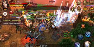 Tam Quốc 3Q – Sức hút mãnh liệt của một tựa game đậm chất PK