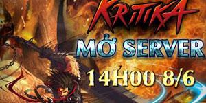 Kritika Online Open Beta hôm nay – Ra mắt chế độ PvP