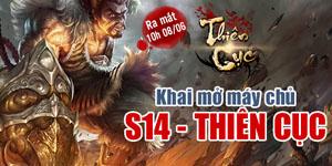 Tặng 320 giftcode game Thiên Cục