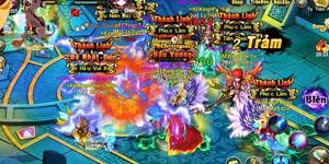 Tặng 515 giftcode game Đại Thánh Vương