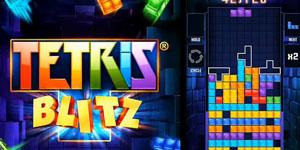 Tetris Blitz – Sự cải tiến bắt mắt, đặc sắc của thể loại xếp hình kinh điển