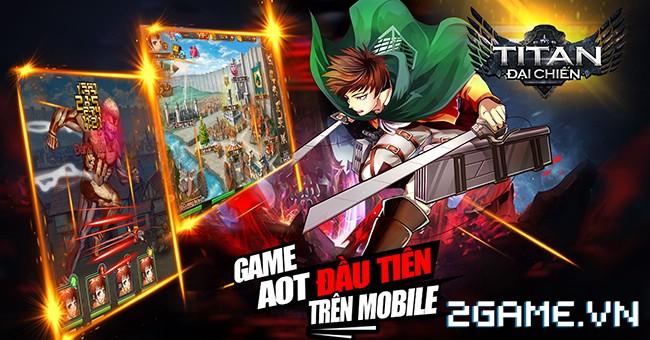 """Titan Đại Chiến Mobile – Nếu bạn thích game """"dị"""", chắc chắn không thể bỏ lỡ tựa game này!"""
