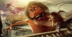 Tất cả những gì về manga Đại Chiến Titan đều hội tụ trong Titan Đại Chiến